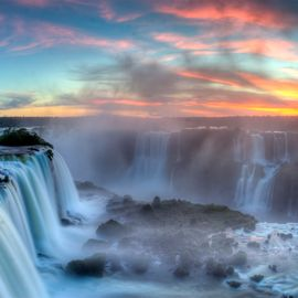 Foz do Iguacu falls