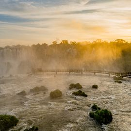 Foz do Iguacu falls 2